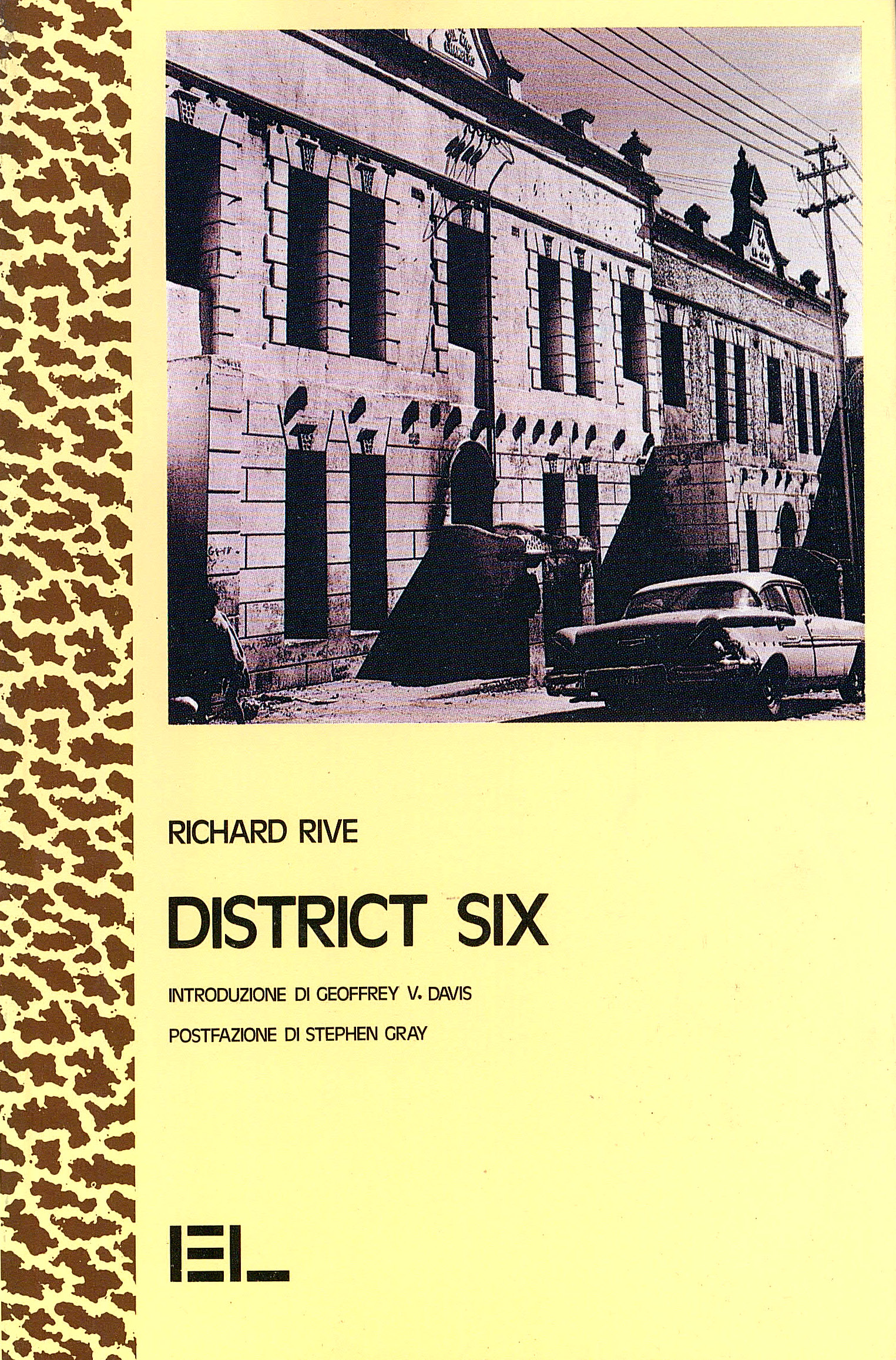 Cover Dist six